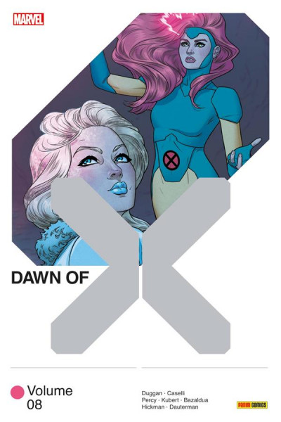 Couverture Dawn of X tome 8