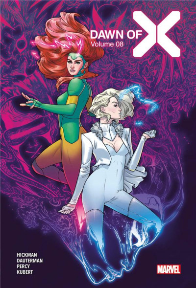 Couverture Dawn of X tome 8 (éd. collector)