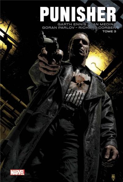 Couverture Punisher max par Ennis tome 3