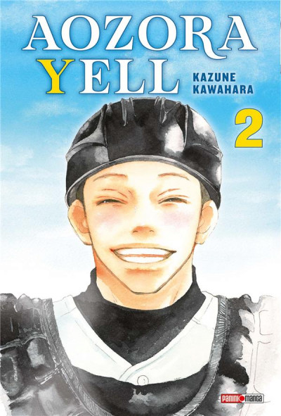 Couverture Aozora Yell tome 2