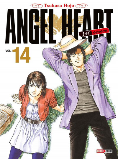 Couverture Angel heart - saison 1 tome 14