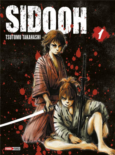 Couverture Sidooh tome 1