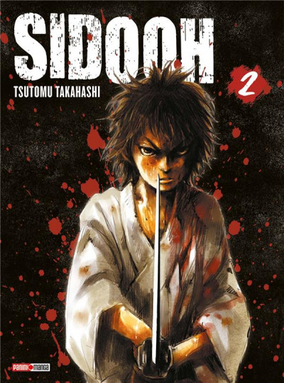 Couverture Sidooh tome 2