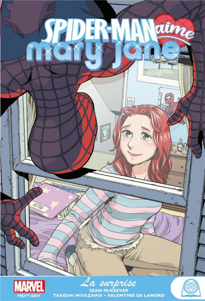 Couverture Spider-man aime Mary Jane tome 2