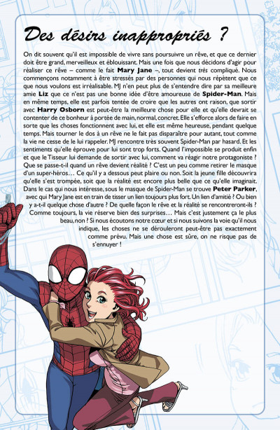 Page 2 Spider-man aime Mary Jane tome 2