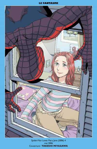 Page 4 Spider-man aime Mary Jane tome 2