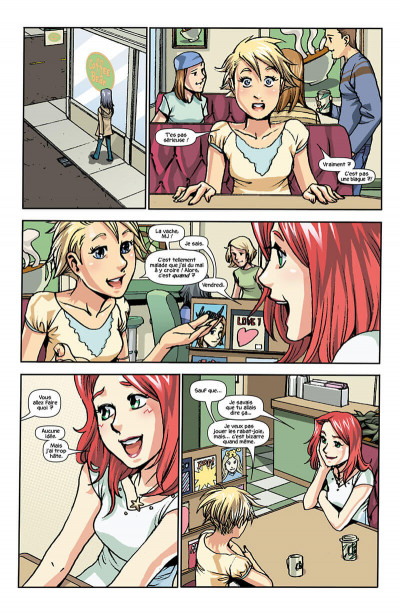 Page 9 Spider-man aime Mary Jane tome 2