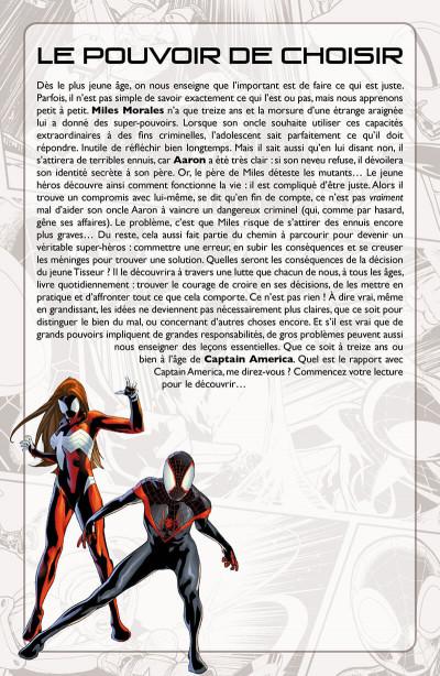 Page 2 Miles Morales - À grands pouvoirs