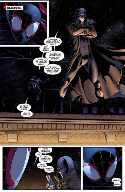 Page 7 Miles Morales - À grands pouvoirs