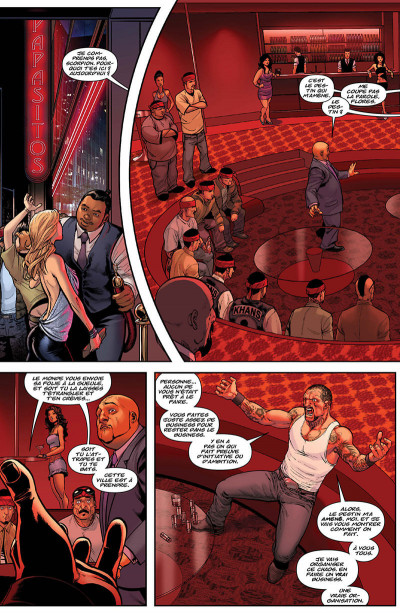 Page 8 Miles Morales - À grands pouvoirs