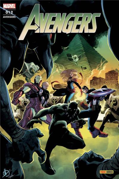 Couverture Avengers (série 2020) tome 12