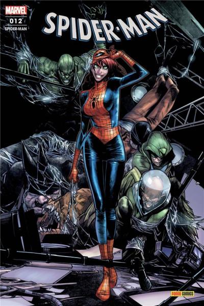 Couverture Spider-man (série 2020) tome 12