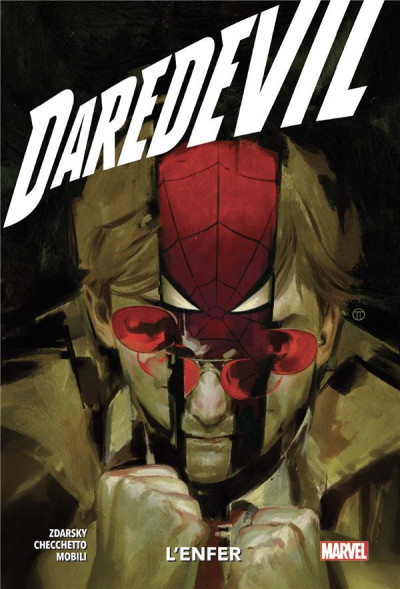 Couverture Daredevil (Zdarsky) tome 3