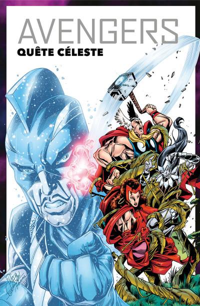 Page 1 Avengers - Quête céleste