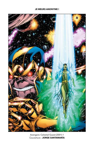 Page 5 Avengers - Quête céleste
