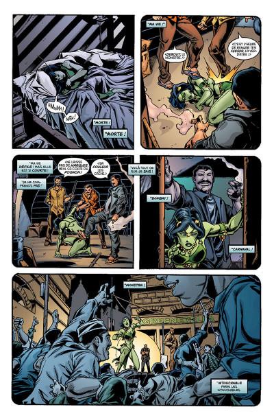 Page 7 Avengers - Quête céleste