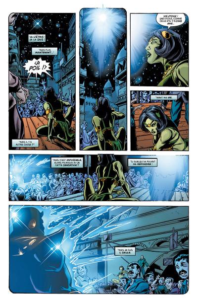 Page 8 Avengers - Quête céleste