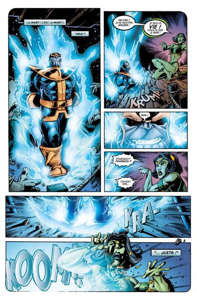 Page 9 Avengers - Quête céleste