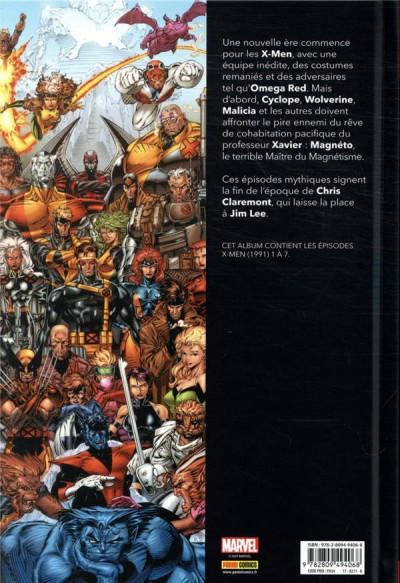 Dos X-men - Genèse mutante
