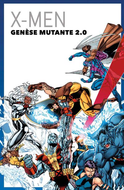 Page 1 X-men - Genèse mutante