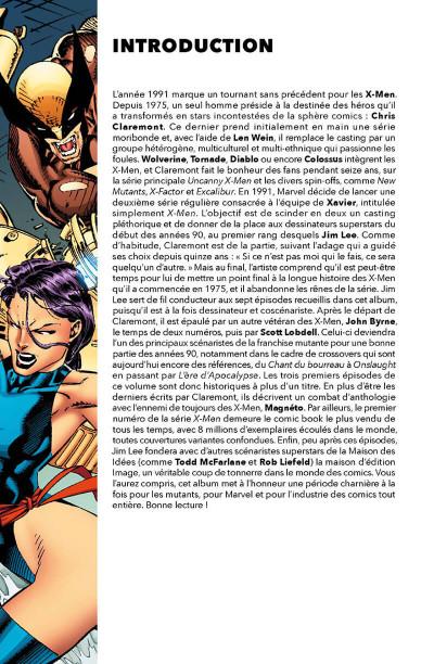 Page 4 X-men - Genèse mutante