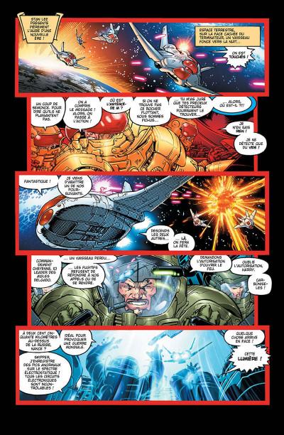 Page 9 X-men - Genèse mutante