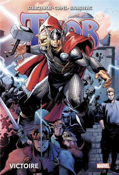 Couverture Thor tome 2