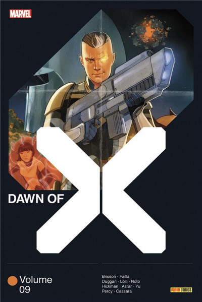 Couverture Dawn of X tome 9