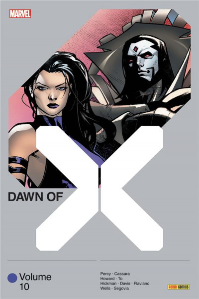 Couverture Dawn of X tome 10