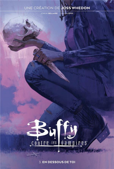 Couverture Buffy contre les vampires tome 3
