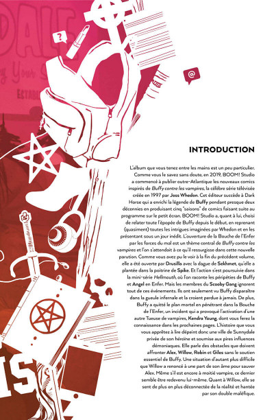 Page 5 Buffy contre les vampires tome 3