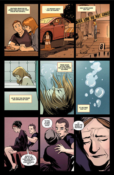 Page 7 Buffy contre les vampires tome 3