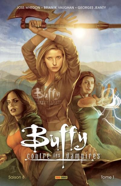 Couverture Buffy contre les vampires - saison 8 tome 1