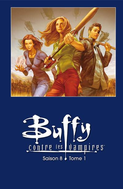 Page 1 Buffy contre les vampires - saison 8 tome 1