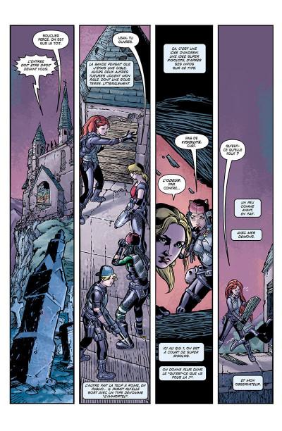 Page 9 Buffy contre les vampires - saison 8 tome 1