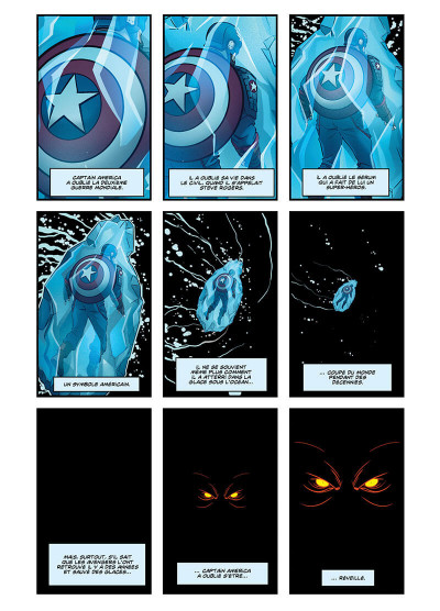 Page 5 Marvel action Avengers tome 4