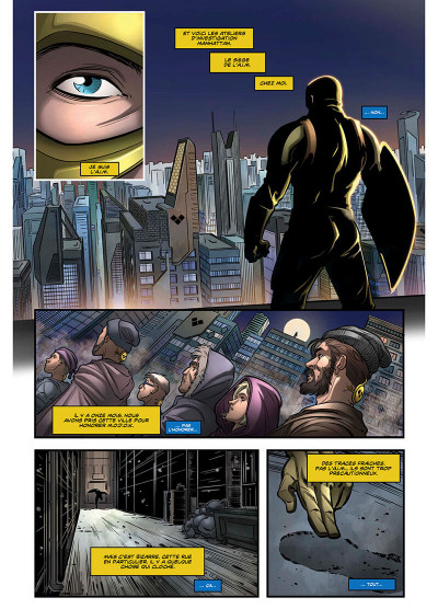 Page 6 Marvel action Avengers tome 4