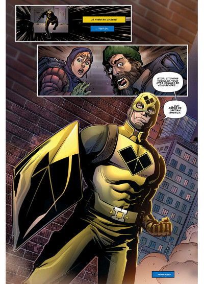 Page 7 Marvel action Avengers tome 4