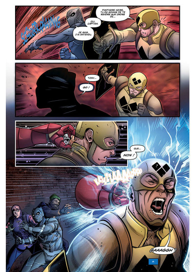 Page 9 Marvel action Avengers tome 4