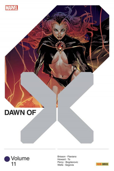 Couverture Dawn of X tome 11