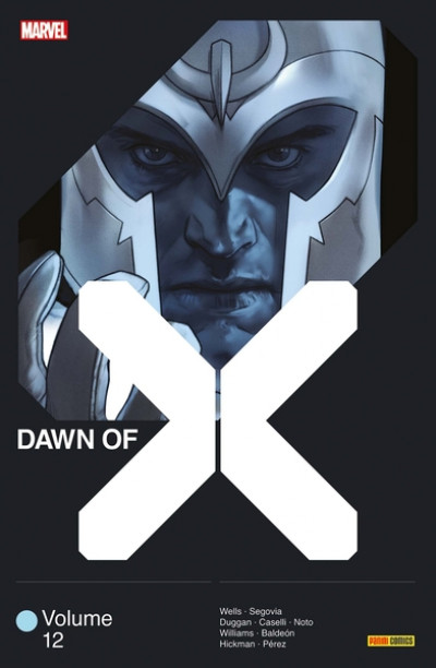 Couverture Dawn of X tome 12