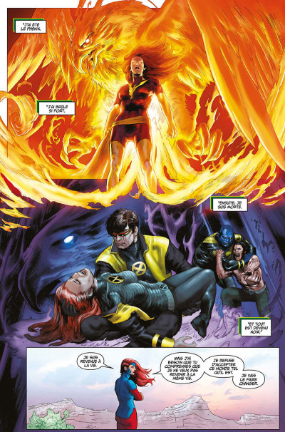 Page 7 X-men red