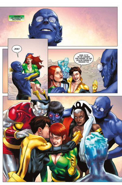 Page 9 X-men red