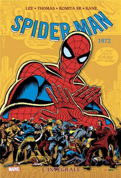 Couverture Spider-man - intégrale tome 10