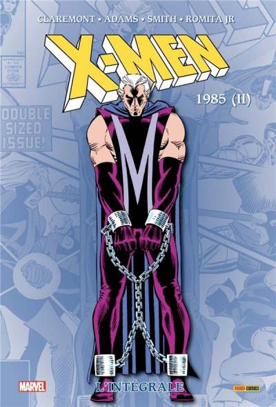 Couverture X-men - intégrale (1985)