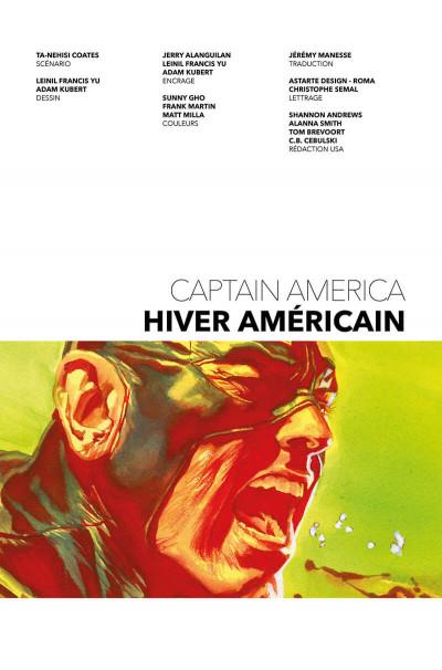 Page 3 Captain America tome 1