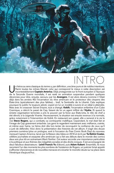 Page 4 Captain America tome 1