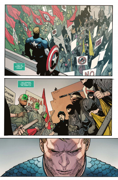 Page 7 Captain America tome 1