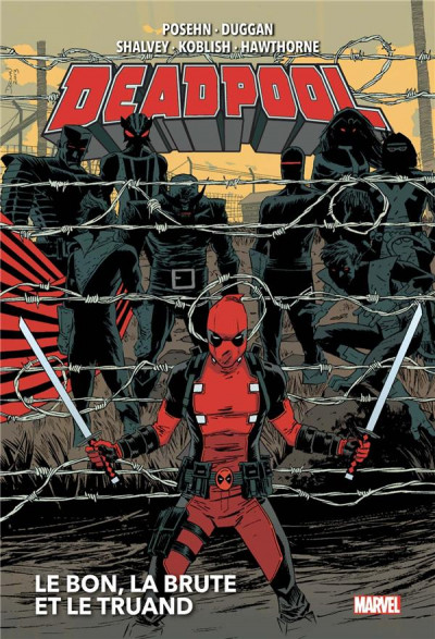 Couverture Deadpool tome 2