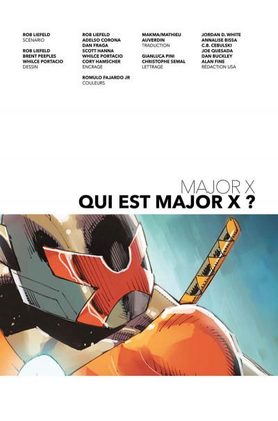 Page 3 Major X